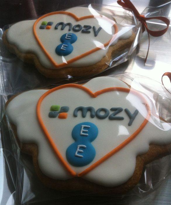 Mozy biscuits sur commande